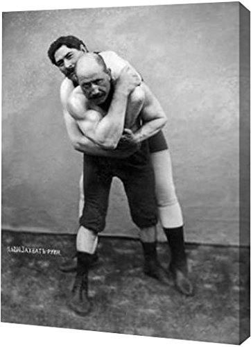 wrestling Gallery vintage