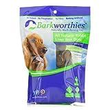 Barkworthies Natural Rabbit Bon Bons Dog Chew Treats 8-oz bag, rabbit For Sale
