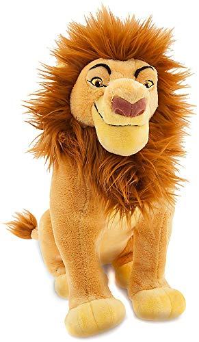 "Disney The Lion King Simba's Father Mufasa 15"" Plush Soft Stuffed Doll Toy from Disney"
