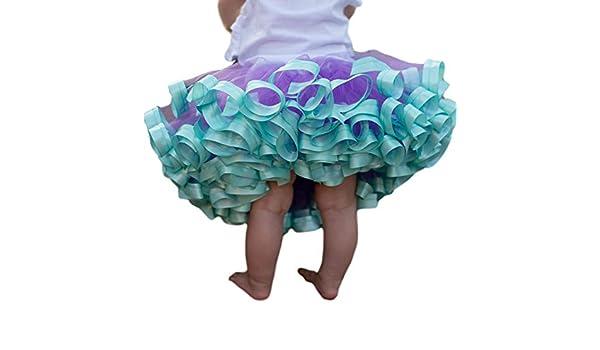 Winter Colored Tutu baby infant boutique Aqua