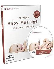 DVD Baby-Massage (Lehrvideo) | Für Anfänger und Profis | Inkl. kostenloser Tablet-/Smartphone-Version zum Download