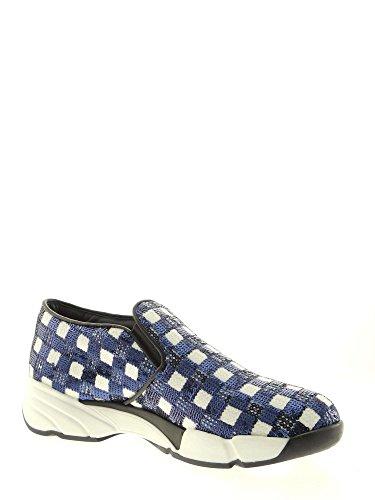Ez1 Femme Bianco Y1rj Baskets 1h2050 Pinko Bas blu Flood 4qTwXx