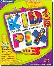 Kid Pix Deluxe 3