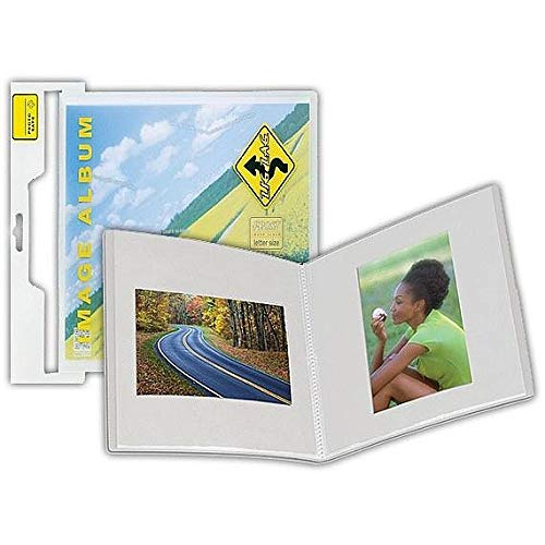 Itoya ZigZag Frost Photo Albums 7 in. x 5 in. landscape