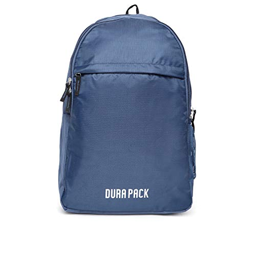 DURAPACK City 22 Ltrs Navy Casual Backpack  C1NY
