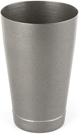 Barfly Shaker Cocktail Tin, Set (18 oz and 28 oz), Stainless Steel