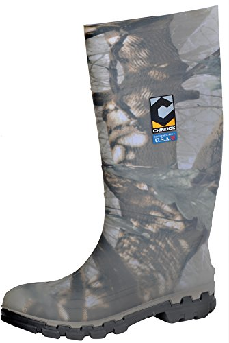 4f8bbb206a2 We Analyzed 3,214 Reviews To Find THE BEST Rain Boots Men Camo