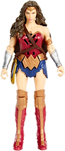 DC Justice League Talking Heroes Wonder Woman Figure, 6