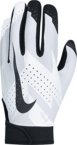 White 2 Nike 0 nbsp;ricevitore Football Adulto Torque Da Guanti black xww4qF8RX
