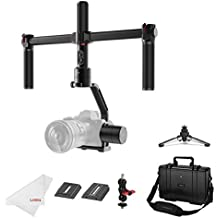 [Sponsored] MOZA Air 3 Axis Handheld Gimbal Stabilizer with Dual Handle for DSLR Cameras, Max Payload of 7.1Lb, i.e. Canon EOS, Sony A7, Panasonic GH5