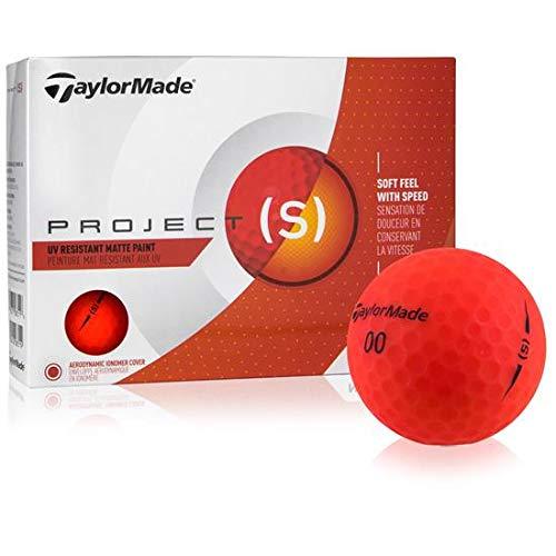 値引 Taylor B07Q6Z6T76 Made Project (S)マットレッドゴルフボール Taylor Made B07Q6Z6T76, MATCH麻吉:50617d5a --- a0267596.xsph.ru