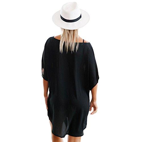 Slocyclub - Camisola - para mujer negro