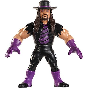 WWE Retro Collection The Undertaker Action Figure 4.5 Inches