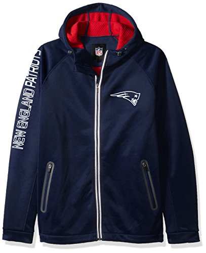 G-III Sports NFL Motion Full Zip Hooded Jacket