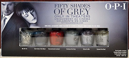 50 shades of grey nail polish - 1