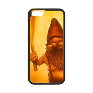 fire gnome iPhone 6 4.7 Inch Cell Phone Case Black xlb2-108906
