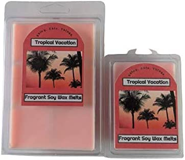 Jumbo Premium Soy Wax Melt Tropical Vacation