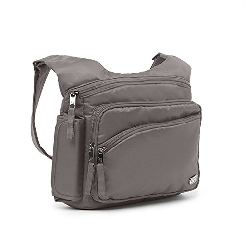Lug Sidekick Excursion Pouch, Walnut Brown - Excursion Cargo Messenger Bag