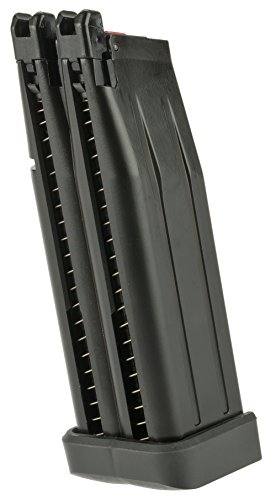 (Evike AW Custom 60 Round Double 5.1 Hi-Capa Gas Magazine for HX2101 and HX2102 Series Pistols - (59560))