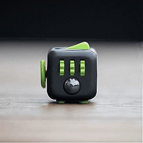 Price comparison product image Hot Fidget Cube Anxiety Stress Relief Focus 6side Dice For Adults Child In Stock