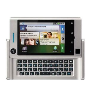 Motorola Qwerty Keyboard - 3