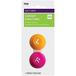 Flents Soft Grip Contact Lens Case