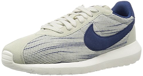 Nike 819843-006, Zapatillas de Deporte Para Mujer Blanco (Light Bone / Coastal Blue / Sail / Black)