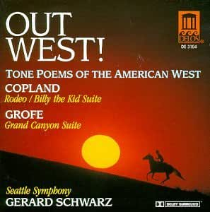 Out West!: Tone Poems of the American West
