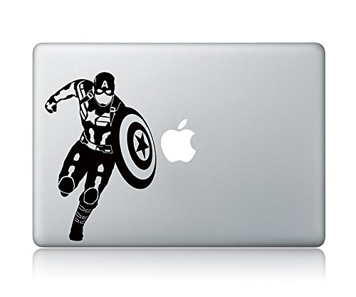 captain america laptop - 3