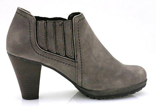 s Kurzschaftstiefeletten 25400 Ankle Stiefeletten Damen Oliver pepper 5 Boot ffRrZTwx