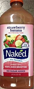 Naked Juice, Strawberry Banana (64 fl oz) from Safeway