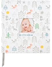 """C.R. Gibson Little Man Perfect-Bound Memory Book, 9.5"""" x 10"""""""