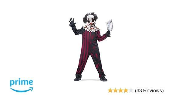 California Costumes Killer Klown Child Costume Medium