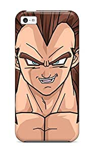 New Premium MirabelShaftesbury Vegeta Ssj Skin Case Cover Excellent Fitted For Iphone 5c