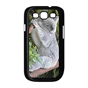 ALICASE Diy Back Case Koala For Samsung Galaxy S3 i9300 [Pattern-1]