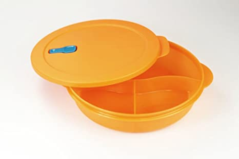 Tupperware Microondas crystalwave 1,9 L con abtrennung ...