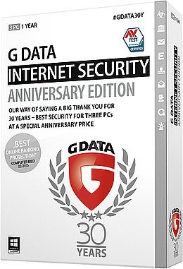 Price comparison product image G Data Internet Security [Activation Code By eMail]