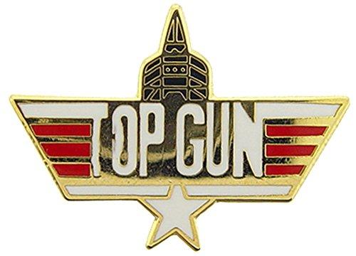 US Navy Top Gun Jet Pin Military Collectibles for Men Women