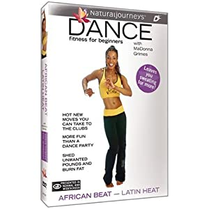Dance Fitness for Beginners with MaDonna Grimes: African Beat - Latin Heat (1000)