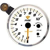 [TBQL_4184]  Amazon Best Sellers: Best Automotive Performance Tachometers | Faze Tach Wiring |  | Amazon.com