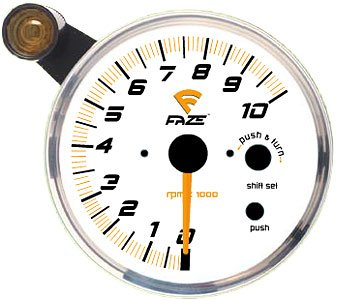 amazon com faze 883301 tachometer automotive rh amazon com