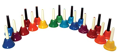 Kids Play 20-Note Handbell Set