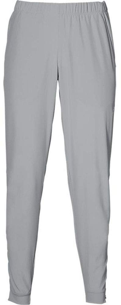 ASICS - Womens Practice Pant, Size: X-Small, Color: Mid Grey