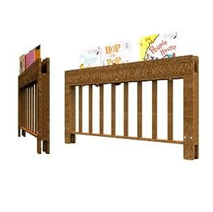 Amazon.com: Alpha-Bookshelf Bed Rail, size large for ...