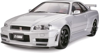 Tamiya 1/24 Nismo R34 GT-R Z-Tune (Nissan Skyline Model compare prices)
