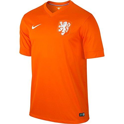 Home Olanda 14 16 Arancio Maglia Gara Nike P7ZnAXq5w