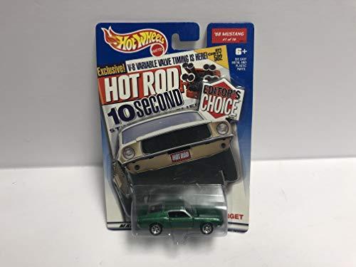 '68 MUSTANG 2000 Hot Wheels Hot Rod Magazine Editors Choice 1/64 scale diecast car ()