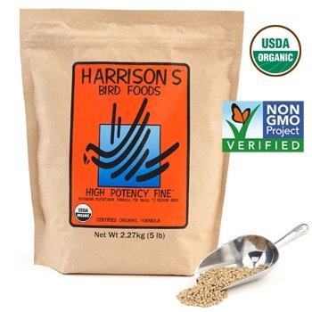 Harrison's  High Potency Fine 25 LB BAG by Harrison's Bird Foods