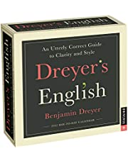 Dreyer's English 2022 Day-to-Day Calendar: An Utterly Correct Guide to Clarity and Style
