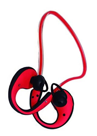 Auricular FERSAY EF-AURICULAR-15R Bluetooth Rojo